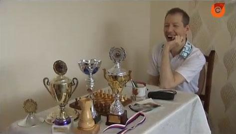 Найуспішніший шахіст країни живе в Маріуполі (ВІДЕО)
