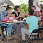 Світлина. На Вінниччині, під гаслом «Час для подорожей», розпочав роботу незвичний наметовий табір для людей з інвалідністю. Новини, інвалідність, проект, Вінниччина, табір, намет