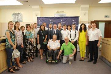 У КАС ВС обговорювали питання безбар'єрного доступу до правосуддя особам з інвалідністю