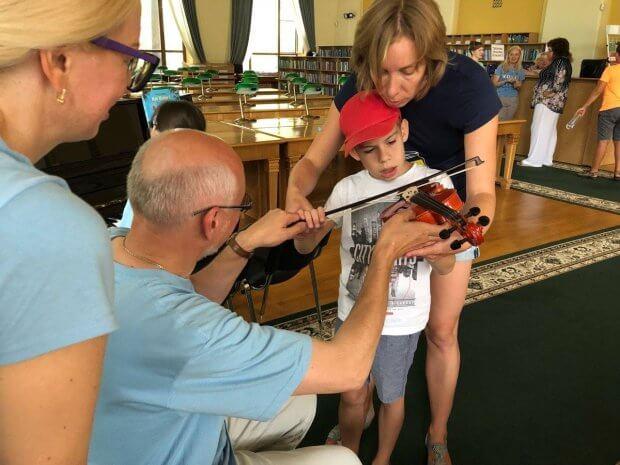 Прес-реліз: В столиці будуть вчити комунікувати дітей з аутизмом за допомогою музики. kidsautismmusic, аутизм, комунікація, освітньо-терапевтична ініціатива, столиця