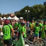 У День Незалежності України в Херсоні фінішував Всеукраїнський інклюзивний велопробіг (ВІДЕО)