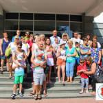 У Полтаві продовжується реалізація унікальної соціальної акції з оздоровлення дітей та молоді з інвалідністю
