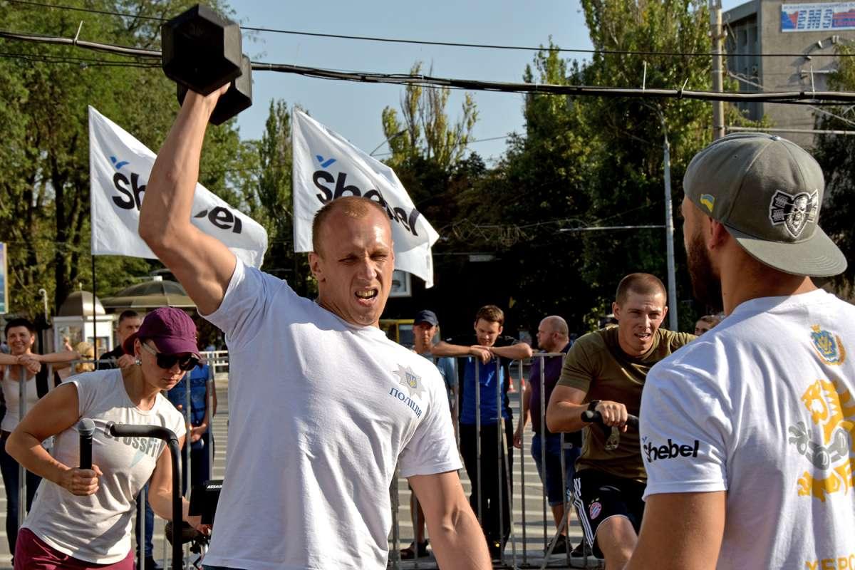 Переможців останнього відбіркового етапу «Ігор героїв» обрали у Херсоні (ФОТО)