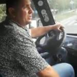 Маршрутчик нахамив і поліз з кулаками на інваліда АТО (ВІДЕО)