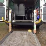 На Тернопільщині окремі служби з перевезення безкоштовно отримають спецавтомобілі