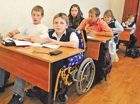 В Краматорске в новом учебном году появится 7 инклюзивных классов