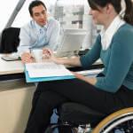 Лише у І півріччі 2018 року служба зайнятості працевлаштувала майже 400 інвалідів