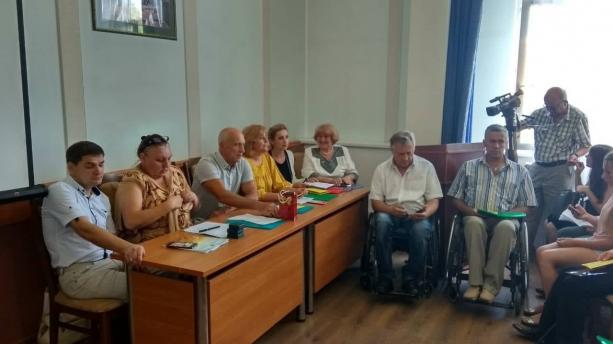 На Львівщині відбулась Всеукраїнська конференція щодо правового захисту осіб з інвалідністю