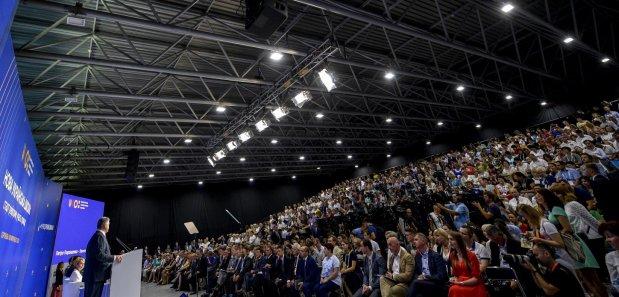 Інклюзивна освіта – іспит країни, щоб бути європейською і цивілізованою – Президент перед освітянами. петро порошенко, виступ, конференція, особливими освітніми потребами, інклюзивна освіта