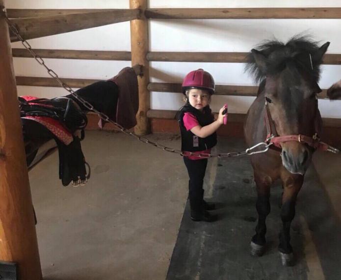 Іпотерапія: як коні лікують тіло і заспокоюють душу людей (ФОТО, ВІДЕО)