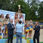 Перемогою жіночої та чоловічої українських команд завершився IV чемпіонат Європи з пляжного волейболу серед спортсменів із порушеннями слуху