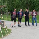 Світлина. У Покрові пройшли змагання всеукраїнського рівня «Сила Нації». Спорт, інвалідність, змагання, ветеран АТО, Покров, Сила нації