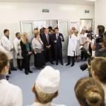Світлина. Гинекологическое отделение, комфортное для женщин на инвалидных колясках открыли в Одессе. Безбар'ерність, инвалидность, Одесса, колясочник, горбольница, гинекологическое отделение