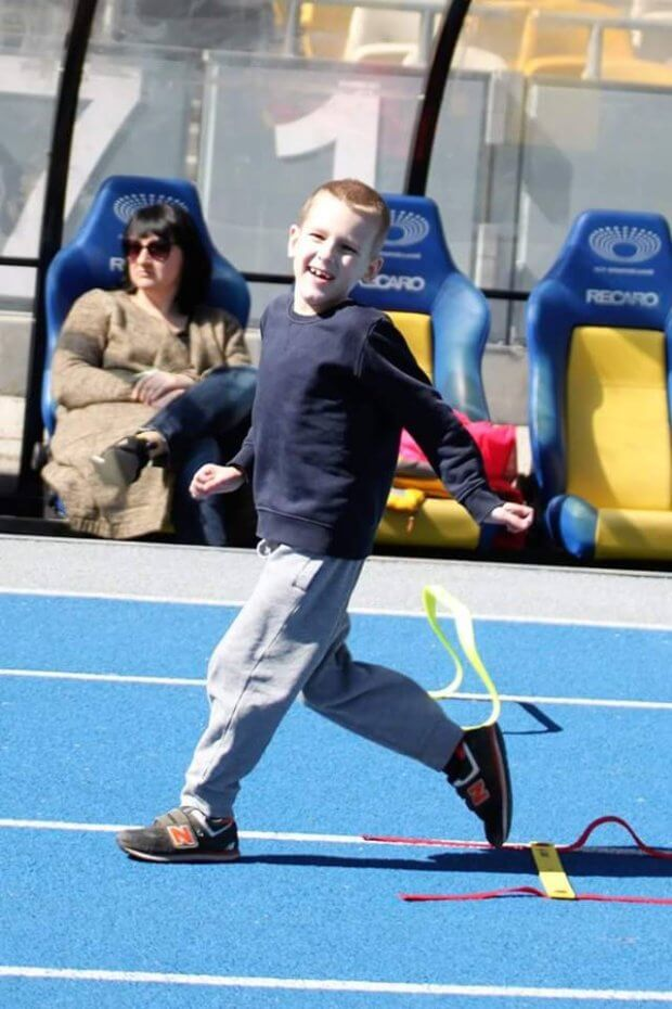 «Миша очень окреп, полюбил бег и научился прыгать». «kids autism games», аутизм, проект, соціалізація, спортсмен