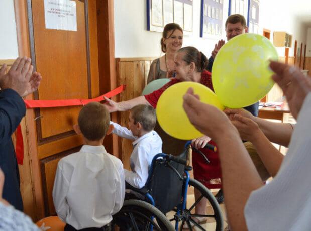 Для особливих дітей Старовижівщини відкрили інклюзивно-ресурсний центр. адаптація, особливими освітніми потребами, смт стара вижівка, суспільство, інклюзивно-ресурсний центр