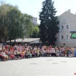 Світлина. На фестивалі толерантності у Житомирі показали мюзикл «Безмежна мрія в маленькому серці». Новини, інвалідність, фестиваль, Житомир, толерантність, мюзикл
