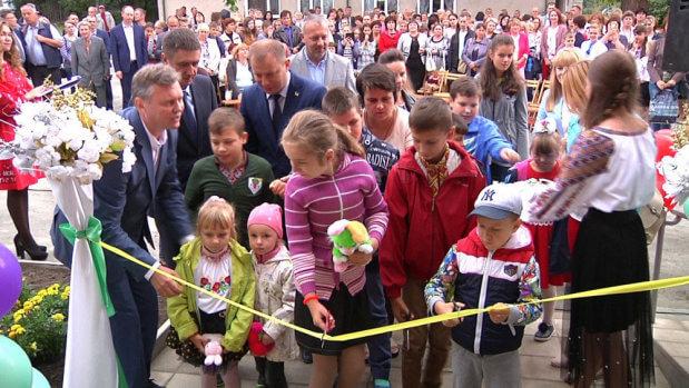 Інклюзивно-ресурсний центр для дітей з особливими освітніми потребами відкрили у Шумську. ірц, шумськ, відкриття, освітня послуга, особливими освітніми потребами