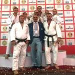 Дзюдоїсти повертаються в Україну з 6 високими нагородами кубку світу