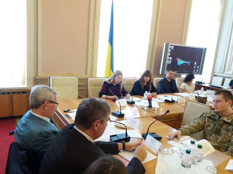 Комітет з питань охорони здоров'я провів круглий стіл «Реформування системи реабілітації та визначення групи інвалідності громадян України» (ВІДЕО)