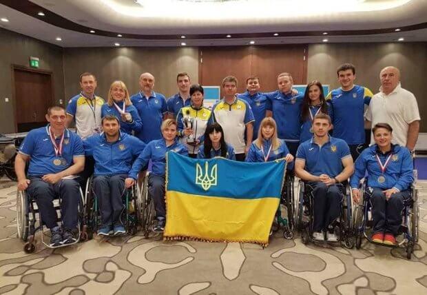 Фехтувальники-паралімпійці УжНУ вирушають на чемпіонат Європи. ужну, змагання, спортсмен, фехтувальник, чемпіонат європи