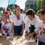 Світлина. Донецька область долучилася до проекту Марини Порошенко з розвитку інклюзивної освіти. Навчання, особливими освітніми потребами, інклюзивна освіта, Марина Порошенко, меморандум, Донецька область