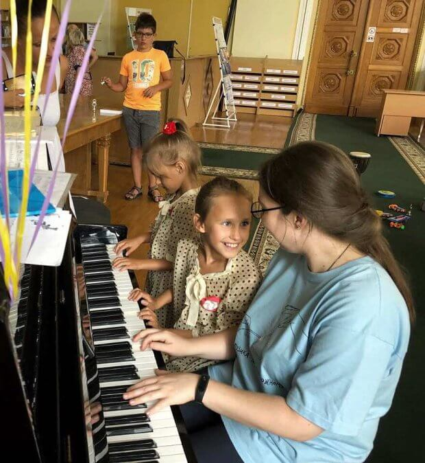 В столице стартовал проект Kids Autism Music & Art. kids autism music & art, киев, рас, музыка, проект