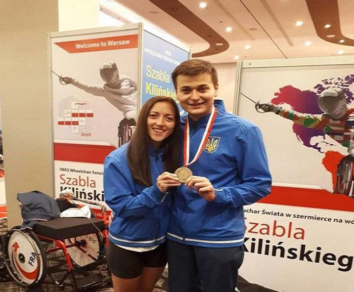 Фехтувальники-паралімпійці УжНУ вирушають на чемпіонат Європи
