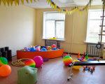 Волинь – серед лідерів із впровадження інклюзивної освіти. ірц, волинь, особливими освітніми потребами, інклюзивна освіта, інклюзія, indoor, wall, toy, playground, orange, play, colorful, colored, cluttered. A colorful toy on a table