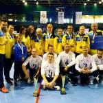 Національні паралімпійські збірні команди з голболу (чоловіки та жінки) стали чемпіонами Європи