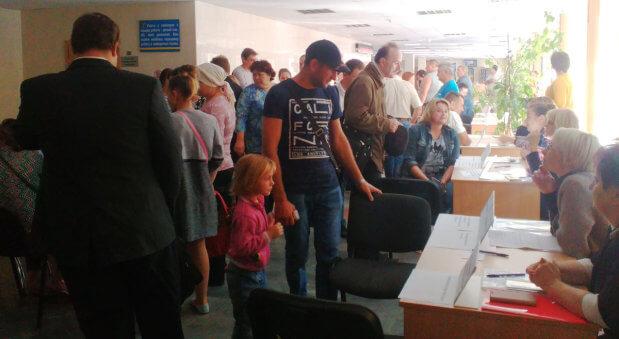У Кропивницькому відбувся ярмарок вакансій для людей з інвалідністю КРОПИВНИЦЬКИЙ ПРАЦЕВЛАШТУВАННЯ СЛУЖБА ЗАЙНЯТОСТІ ЯРМАРОК ВАКАНСІЙ ІНВАЛІДНІСТЬ