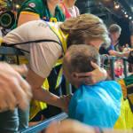 Світлина. Другий день змагань «Ігри Нескорених» у Сіднеї: пишаємося тими, чий дух непереможний. Спорт, змагання, Ігри Нескорених, ветеран, Invictus Games, Сідней