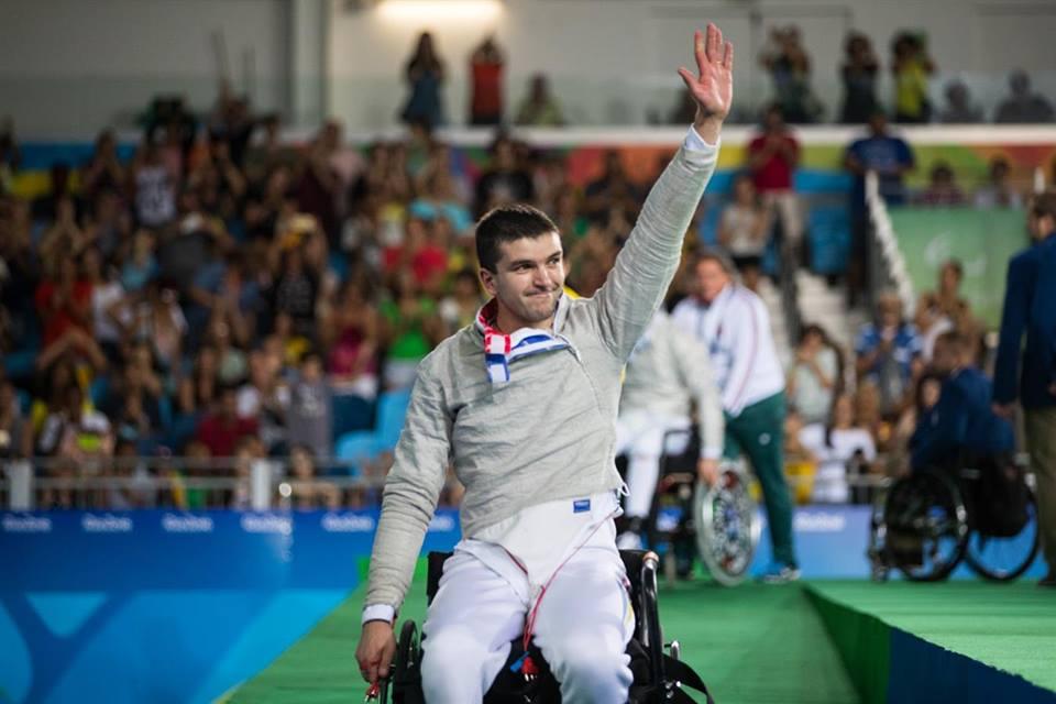 «Мене мало хвилює відсутність ноги».– Паралімпійський чемпіон Андрій Демчук