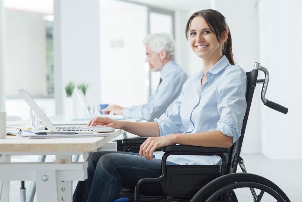 На Кіровоградщині з початку року знайшли роботу близько 250 осіб з інвалідністю