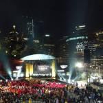 Світлина. В Австралії стартували Ігри Нескорених. Спорт, змагання, спортсмен, Ігри Нескорених, відкриття, Австралія