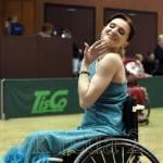 Переселенка на візку танцює за Україну на міжнародних чемпіонатах (ФОТО)