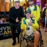 Світлина. Україна здобула на Invictus Games у Сіднеї на 6 медалей більше, ніж торік. Спорт, змагання, Ігри Нескорених, ветеран, Invictus Games, медаль