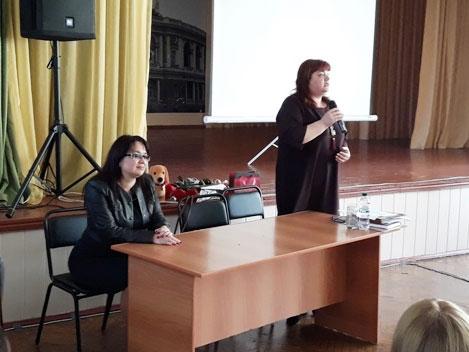 Проект Twinning: розглянуті пріоритетні завдання реалізації в Одесі та області ОДЕСА ПРОЕКТ TWINNING РАННЄ ВТРУЧАННЯ СЕМІНАР ІНВАЛІДНІСТЬ