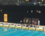 Ігри нескорених: українські плавці здобули чотири медалі (ВІДЕО). invictus games, ігри нескорених, змагання, медаль, плавець, sport, athletic game, person, swimming, swimming pool. A screenshot of a video game