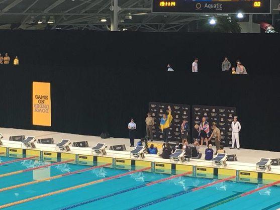 Ігри нескорених: українські плавці здобули чотири медалі (ВІДЕО)