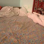 Світлина. Прикуті до ліжка хворі Виноградівського геріатричного пансіонату роками не бувають на свіжому повітрі. Закони та права, інвалідність, моніторинг, хворий, недолік, Виноградівський геріатричний пансіонат