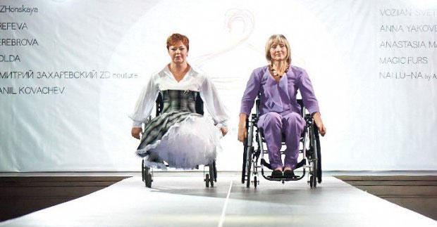 На «Kharkiv Fashion» на подіум вийдуть люди з обмеженими можливостями