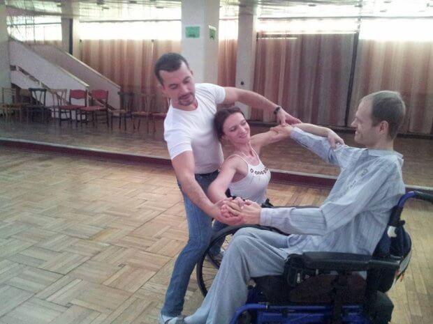 Переселенка на візку танцює за Україну на міжнародних чемпіонатах. наталя чехонацька, змагання, танці, інвалідний візок, інвалідність