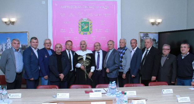 Харківщина та Грузія співпрацюватимуть у лікуванні та оздоровленні чорнобильців. грузія, харківщина, лікування, співпраця, чорнобилець