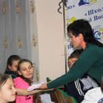 Світлина. Особливі школярі Новомиргорода знайомились зі світом творчих професій. Робота, центр зайнятості, вади слуху, Новомиргород, Презентація професії, профінформаційний захід
