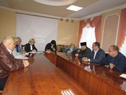 В райдержадміністрації обговорили питання створення районного відділення при Тернопільському обласному центрі соціальної реабілітації дітей – інвалідів