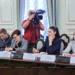 Світлина. У Харкові перевірили доступність поліцейських відділків для людей з інвалідністю. Безбар'ерність, інвалідність, доступність, Харків, перевірка, поліцейський відділок