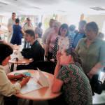 Світлина. У Кропивницькому відбувся ярмарок вакансій для людей з інвалідністю. Робота, інвалідність, працевлаштування, служба зайнятості, Кропивницький, ярмарок вакансій