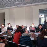 Світлина. У Житомирі відбувся тренінг-семінар «Впровадження універсального дизайну в міському просторі». Безбар'ерність, інвалід, доступність, Житомир, універсальний дизайн, тренінг-семінар