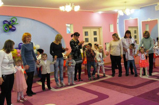 В Краматорске открыли две группы для детей с особыми потребностями (ФОТО)