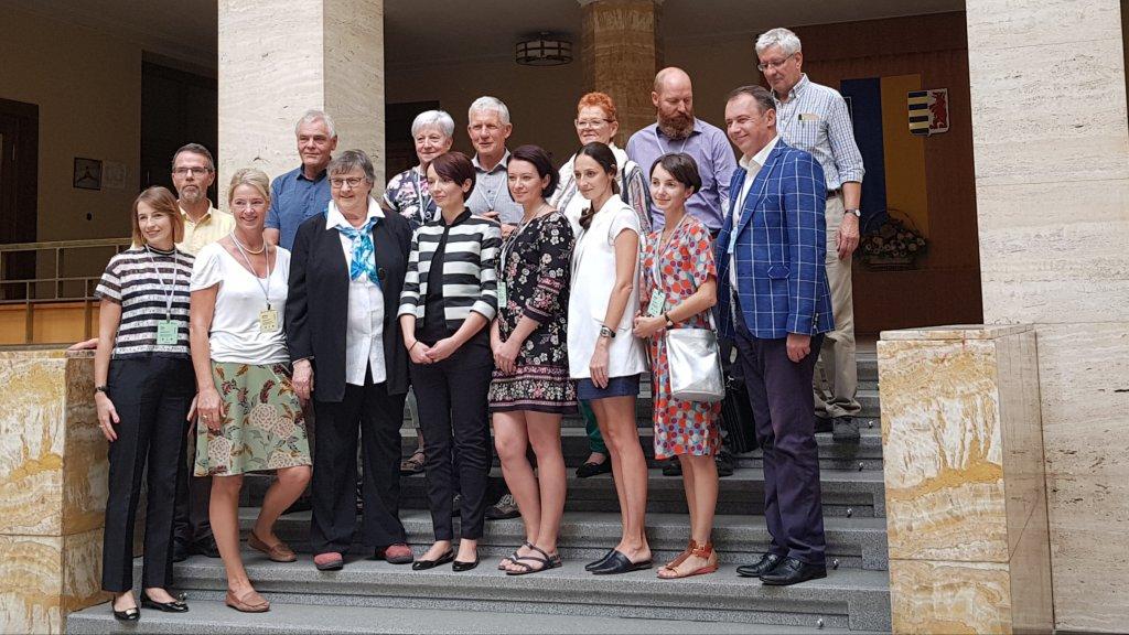 В УжНУ відбулась міжнародна науково-практична конференція «Актуальні питання у сфері надання комплексних послуг особам з інвалідністю»